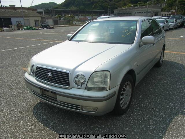 Used 1998 TOYOTA PROGRES BF55022 for Sale