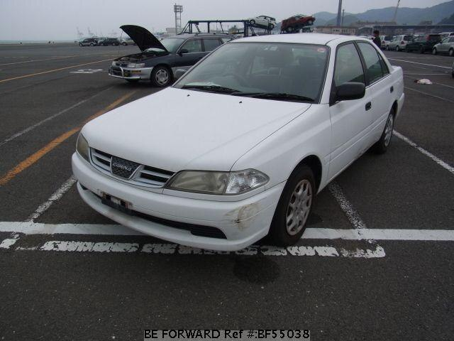 Used 2000 TOYOTA CARINA BF55038 for Sale