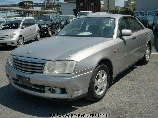 Used 2001 NISSAN GLORIA(SEDAN) BF55111 for Sale