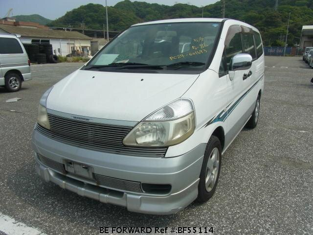 Used 1999 NISSAN SERENA BF55114 for Sale