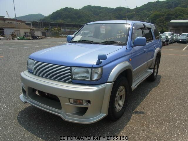 Used 1997 TOYOTA HILUX SURF BF55150 for Sale