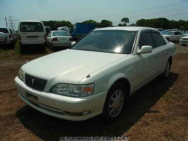Used 1997 TOYOTA CRESTA BF55247 for Sale