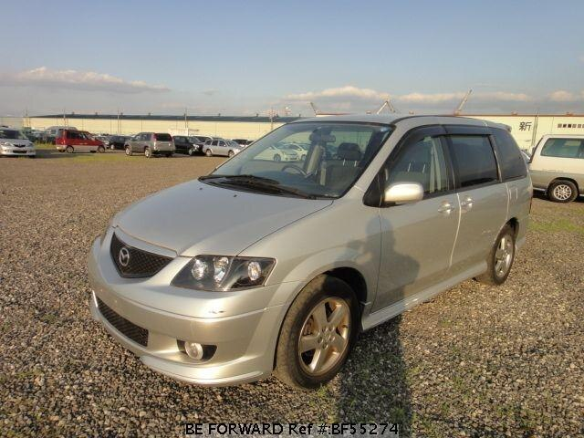 Used 2003 MAZDA MPV BF55274 for Sale