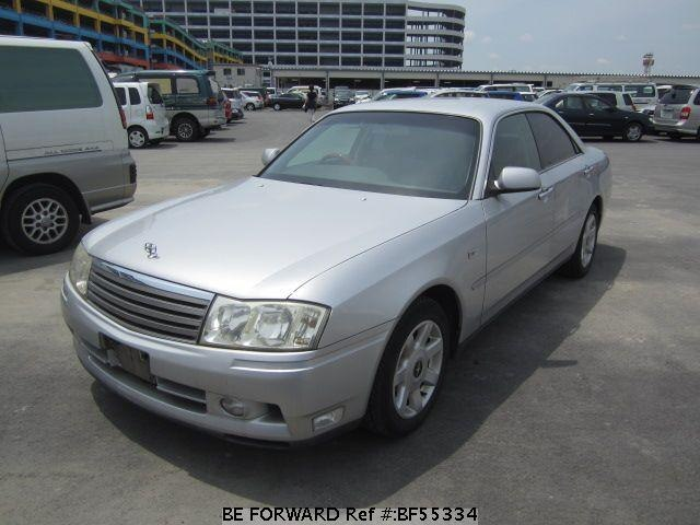 Used 1999 NISSAN GLORIA(SEDAN) BF55334 for Sale