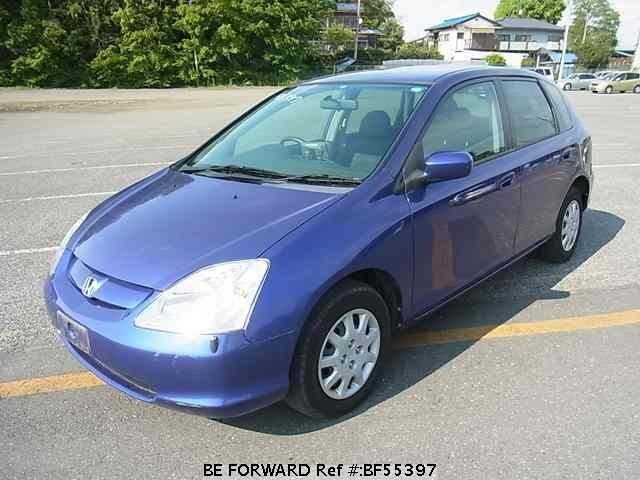 Used 2001 HONDA CIVIC BF55397 for Sale
