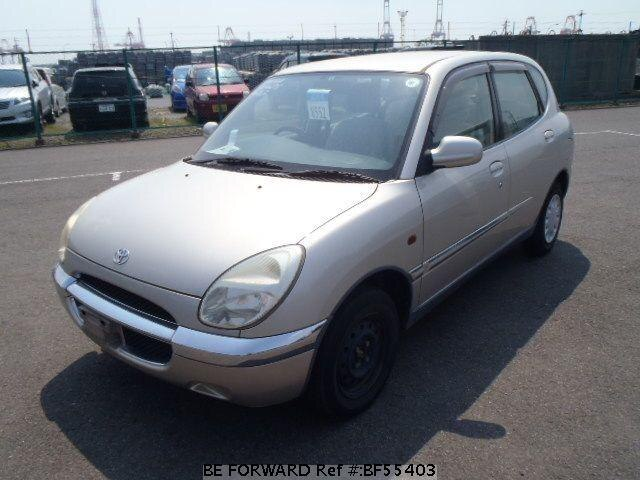 Used 2001 TOYOTA DUET BF55403 for Sale