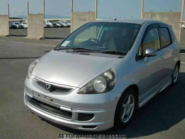 Used 2001 HONDA FIT BF55494 for Sale
