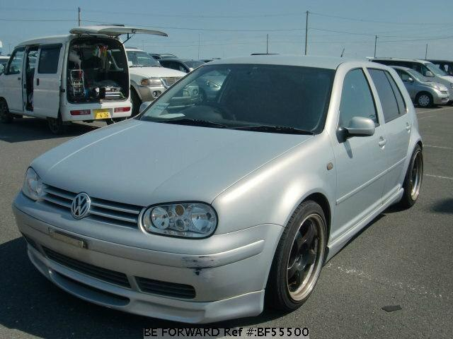Used 1999 VOLKSWAGEN GOLF BF55500 for Sale