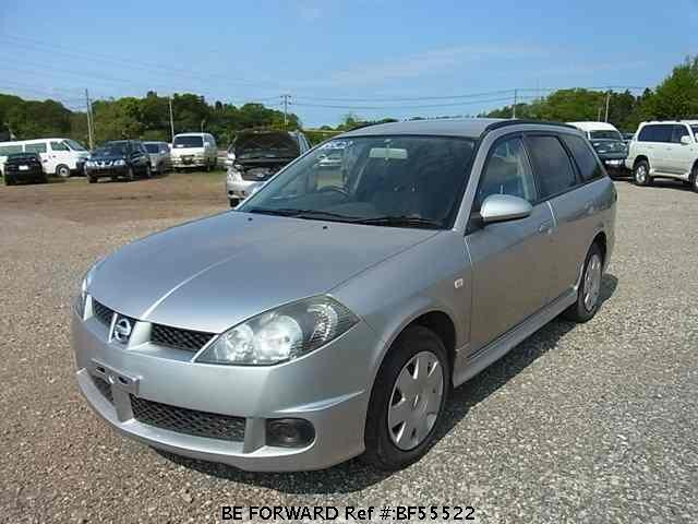 Used 2001 NISSAN WINGROAD BF55522 for Sale