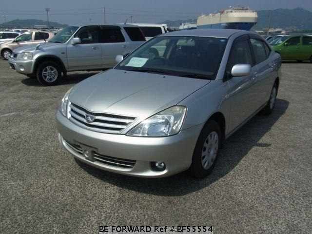 Used 2003 TOYOTA ALLION BF55554 for Sale
