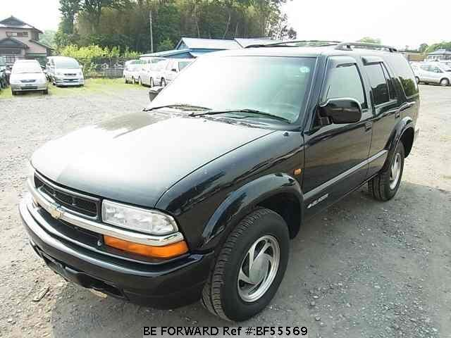 Used 2000 CHEVROLET BLAZER BF55569 for Sale