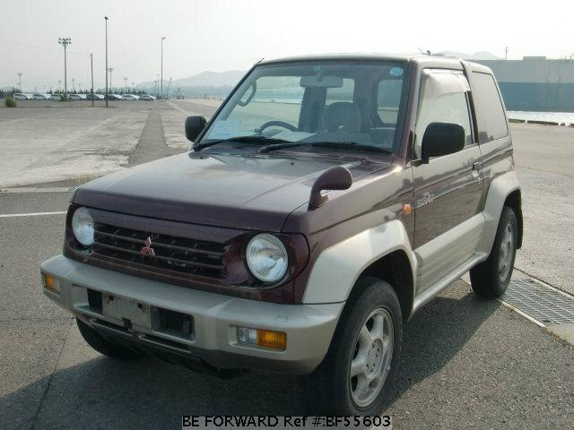 Used 1996 MITSUBISHI PAJERO JR BF55603 for Sale
