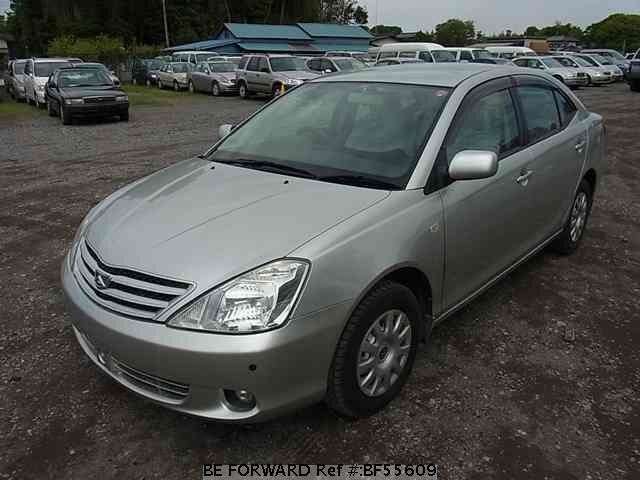 Used 2003 TOYOTA ALLION BF55609 for Sale