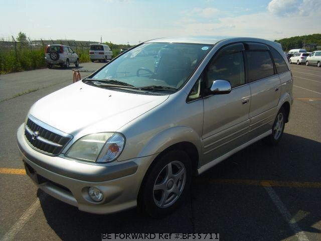 Used 1999 TOYOTA NADIA BF55711 for Sale