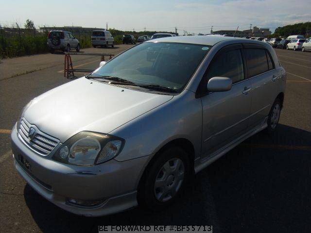 Used 2001 TOYOTA ALLEX BF55713 for Sale