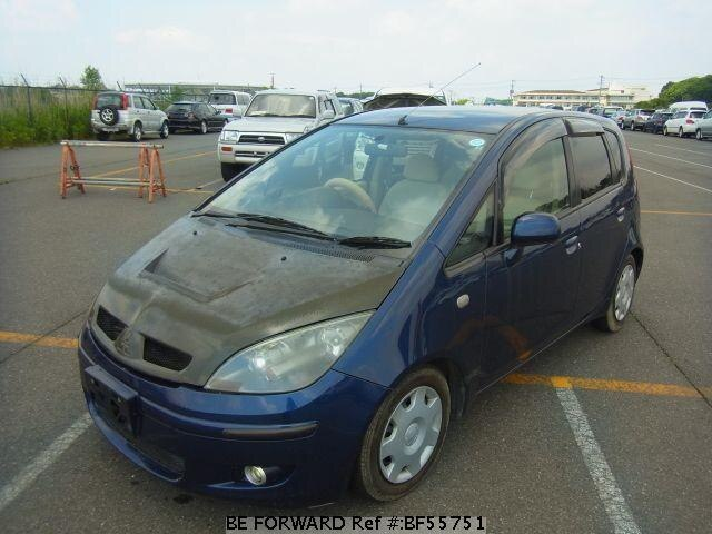 Used 2003 MITSUBISHI COLT BF55751 for Sale