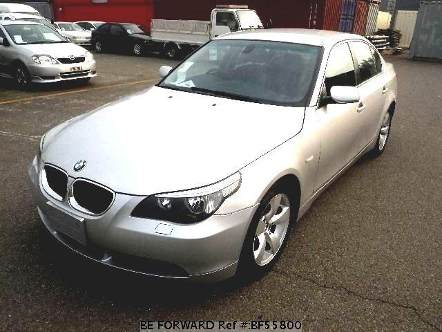Used 2004 BMW 5 SERIES BF55800 for Sale