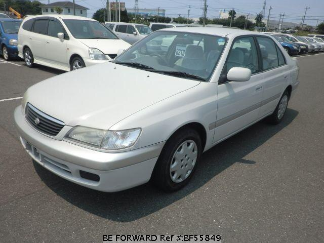 Used 1999 TOYOTA CORONA PREMIO BF55849 for Sale