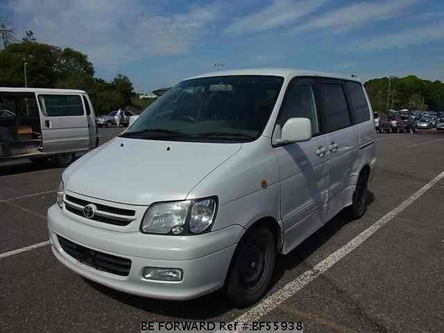 Used 1999 TOYOTA TOWNACE NOAH BF55938 for Sale