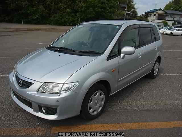 Used 2001 MAZDA PREMACY BF55946 for Sale