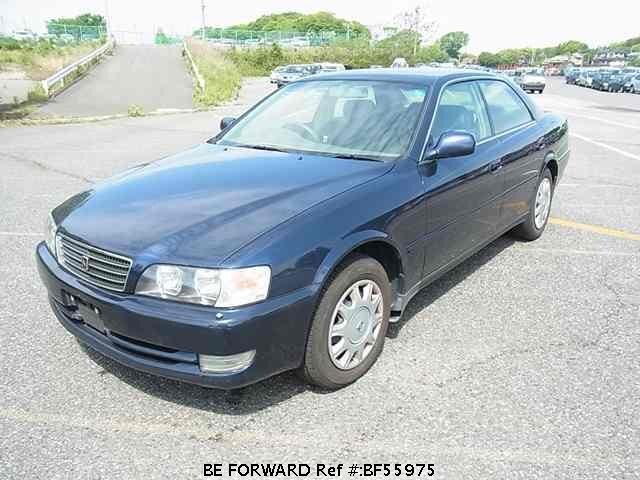 Used 1997 TOYOTA CHASER BF55975 for Sale