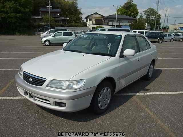 Used 1999 TOYOTA CORONA PREMIO BF55976 for Sale