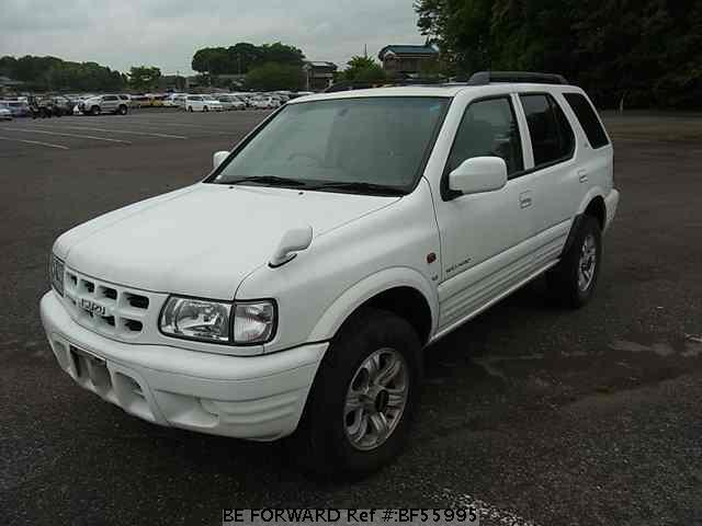 Used 2001 ISUZU WIZARD BF55995 for Sale