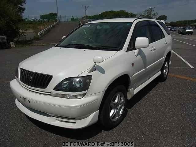 Used 1999 TOYOTA HARRIER BF56005 for Sale