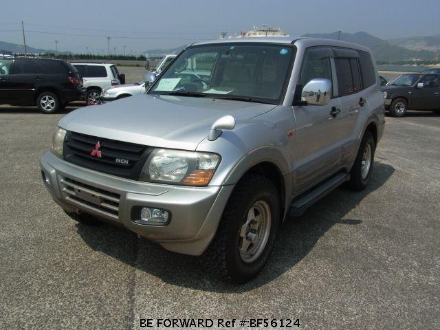 Used 1999 MITSUBISHI PAJERO BF56124 for Sale