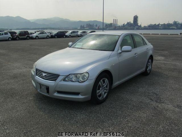 Used 2005 TOYOTA MARK X BF56126 for Sale