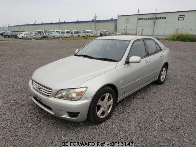Used 1999 TOYOTA ALTEZZA BF56147 for Sale
