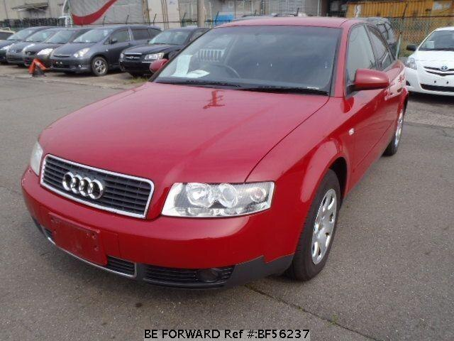 Used 2003 AUDI A4 BF56237 for Sale