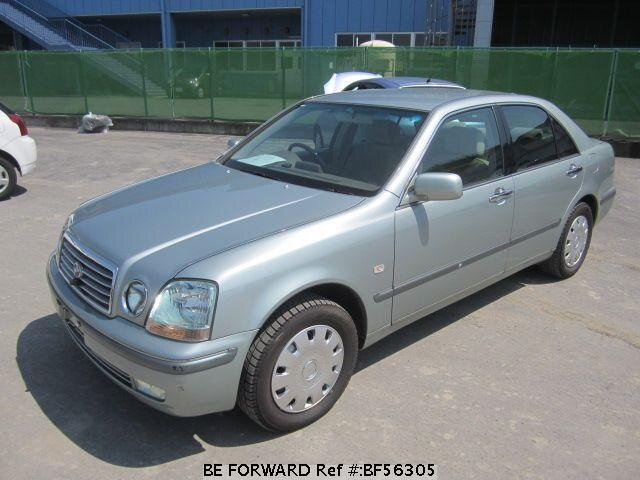 Used 2004 TOYOTA PROGRES BF56305 for Sale