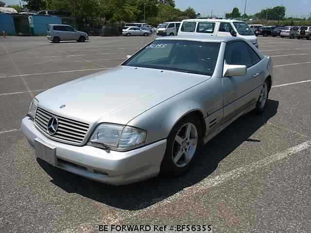 Used 1996 MERCEDES-BENZ SL-CLASS BF56355 for Sale