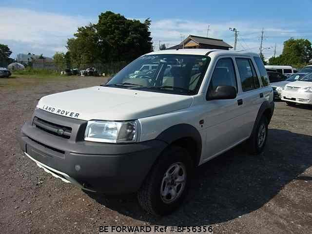 Used 2001 LAND ROVER FREELANDER BF56356 for Sale