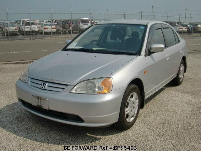 Used 2003 HONDA CIVIC FERIO BF56493 for Sale