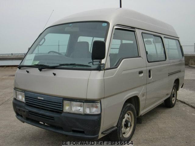 Used 2000 NISSAN CARAVAN VAN BF56564 for Sale