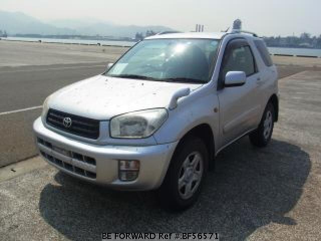 Used 2001 TOYOTA RAV4 BF56571 for Sale
