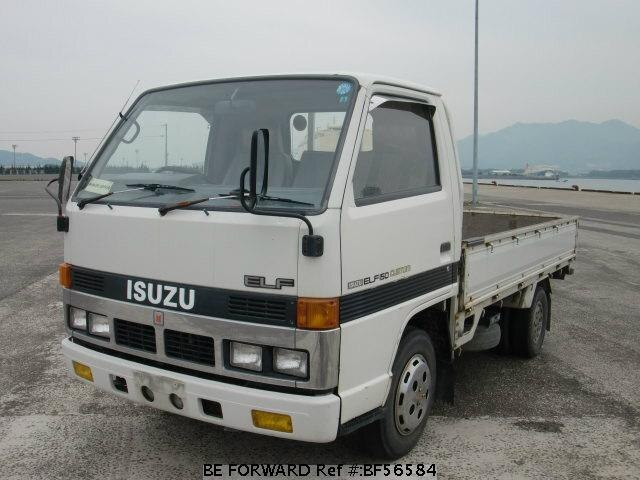 Used 1987 ISUZU ELF TRUCK BF56584 for Sale