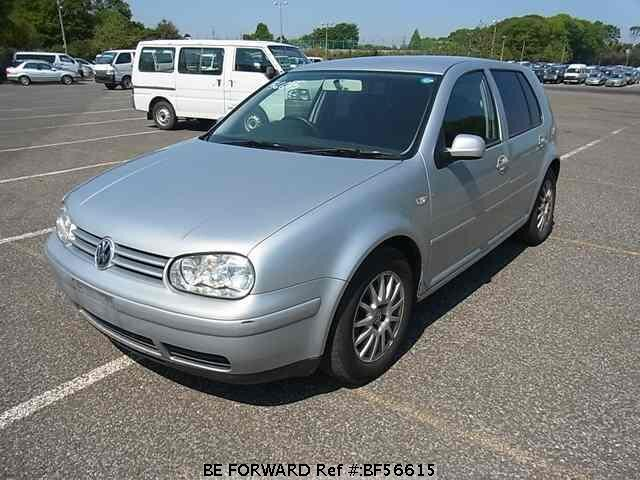 Used 2001 VOLKSWAGEN GOLF BF56615 for Sale