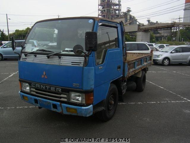 Used 1990 MITSUBISHI CANTER BF56745 for Sale