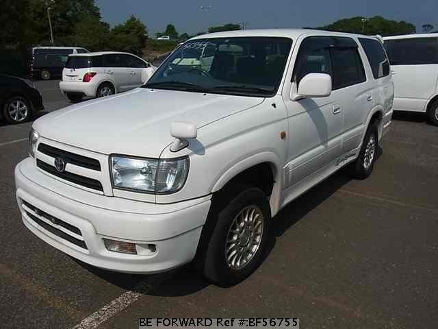 Used 1999 TOYOTA HILUX SURF BF56755 for Sale