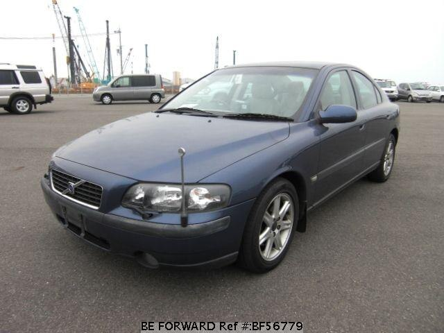 Used 2002 VOLVO S60 BF56779 for Sale