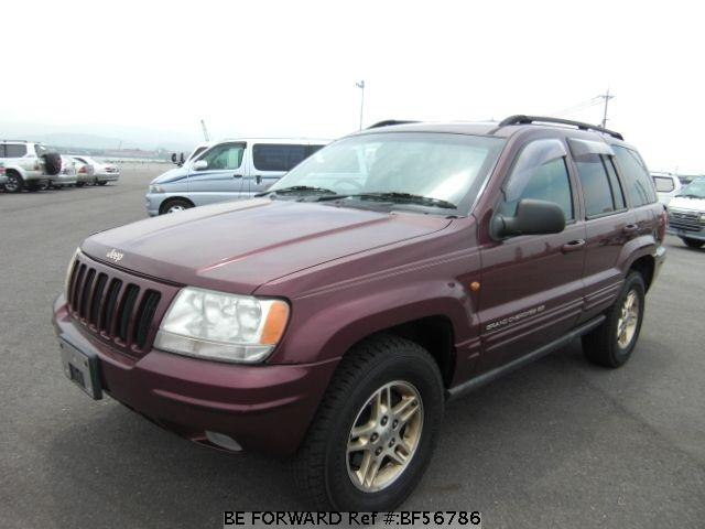 Used 2000 JEEP GRAND CHEROKEE BF56786 for Sale