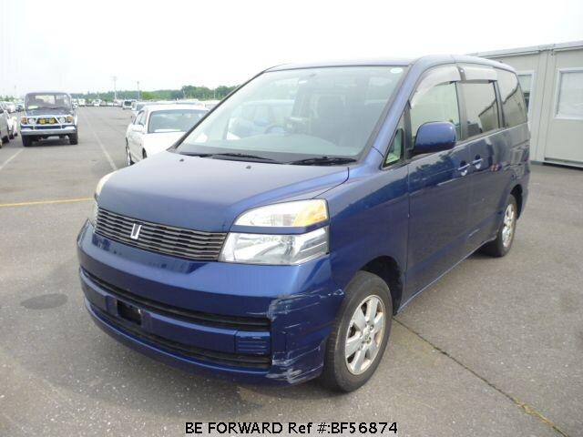 Used 2003 TOYOTA VOXY BF56874 for Sale