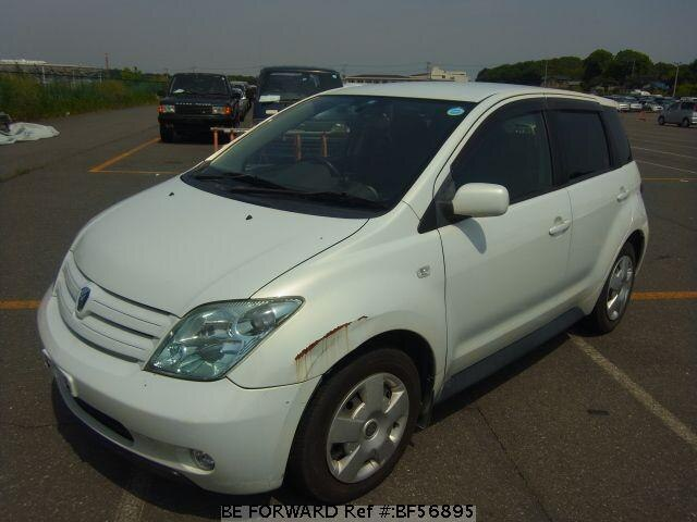 Used 2003 TOYOTA IST BF56895 for Sale