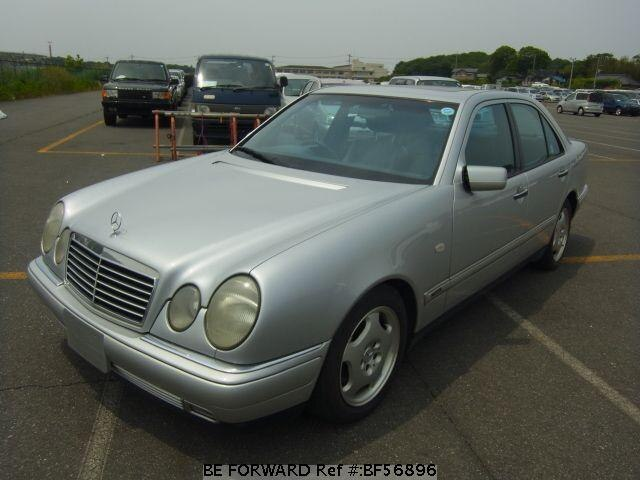 Used 1997 MERCEDES-BENZ E-CLASS BF56896 for Sale