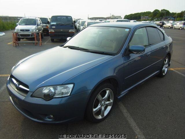 Used 2004 SUBARU LEGACY B4 BF56958 for Sale