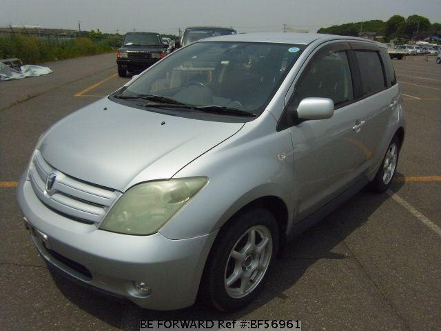Used 2002 TOYOTA IST BF56961 for Sale