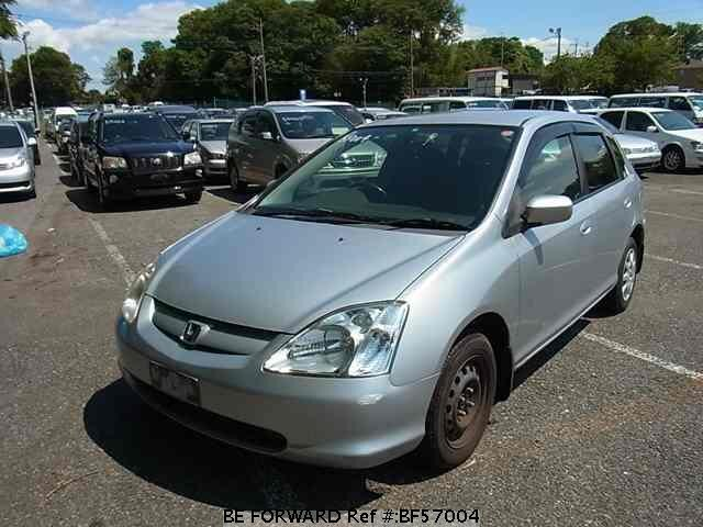 Used 2002 HONDA CIVIC BF57004 for Sale